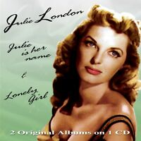 Julie London - Julie Is Her Name & Lonely Girl CD