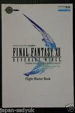 Final Fantasy XII Revenant Wings Flight Master Book