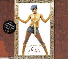 KELLY ROWLAND - Stole (UK 4 Track Enh CD Single Pt 1)