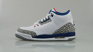 "NIKE Air Jordan 3 Retro Og "" True Blue """