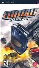 FlatOut: Head On (Sony PSP, 2008)