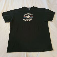 Speed and Strength T Shirt In Speed We Trust Stars And Stripes American Built