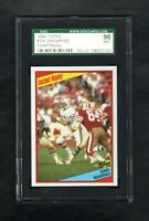 1974 TOPPS #124 DAN MARINO INSTANT REPLAY DOLPHINS SGC 9 MINT++CENTERED!
