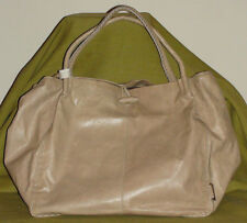 Luci Pearl Leather Bag in Bone