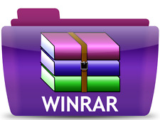 Winrar-compression et de décompression/extraction logiciel
