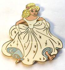RARE Disney Pin Badge Cinderella Storybook Collection A Magical Evening JUMBO