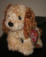 Ty Beanie Baby - HOUSTON the Dog (Original Version)(6 Inch) MINT with MINT TAGS