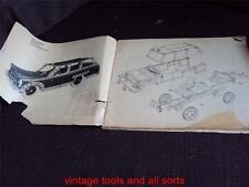 Multilingue vintage MECCANO manuel d'instructions, 4/6 No1 français anglais