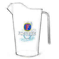 2 PACK OF 12 X 4 PINT FOSTERS PITCHER BEER/SANGRIA/COCKTAIL (24 IN TOTAL)