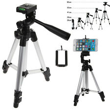 Professional Tripod Camera Stand Holder For Smart Phone iPhone Samsung + Holder