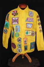 Cappotti e giacche vintage da uomo gialli