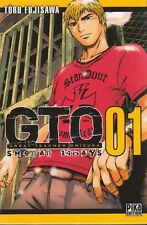 GTO SHONAN 14 DAYS  tome 1 Fujisawa Manga en français