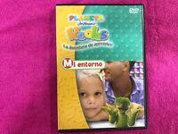 HOOBS DVD JIM HENSON LA AVENTURA DE APRENDER MI ENTORNO