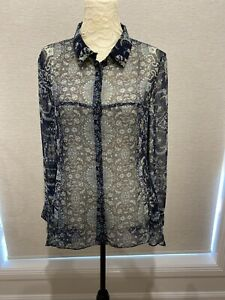 THURLEY Womens Shirt Size 12