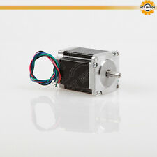 1PC Nema23 Schrittmotor 23HS8430D8P1-5 3A 76mm 270oz-in φ8mm D-Shaft ACT MOTOR