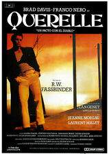 Querelle Fassbinder cult movie poster print