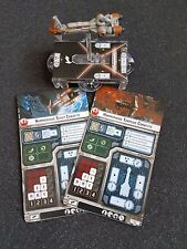 Star Wars Armada - Hammerhead Corvette Rebel Ship Barebones NO UPGRADE CARDS