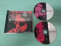 ANDRES CALAMARO HONESTIDAD BRUTAL 2 X CD 37 CANCIONES 1999 DRO