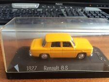 Solido 1/43 1827 Renault 8S - Yellow