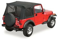 1976-1995 Jeep Wrangler & CJ7 Bestop Supertop Replacement Soft Top (no hardware)