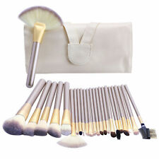 32Pcs Makeup Brushes Tools Eyebrow Shadow Face Lip Brush Cosmetic Brush Kits USA
