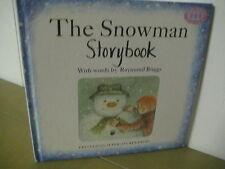 Snowman Storybook/ hardback/Raymond Briggs/ 1990