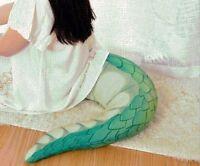 Miss Kobayashi's Dragon Maid Cosplay Tooru Tail Pillow Cushion U shape Plush Toy