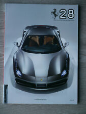 Ferrari Official Magazine TOFM Job Lot #28, #29, #30, #31 2015 Yearbook