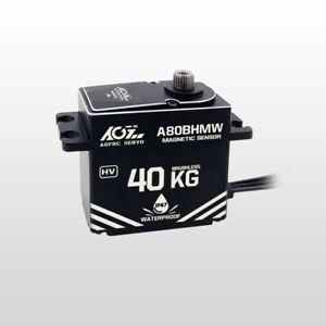 Brushless Servo 40KG HV AGF-RC A80BHMW Full Metal Case Waterproof High Voltage