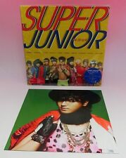 CD+DVD SUPER JUNIOR Mr. SIMPLE JAPAN Edition Photocard Yesung