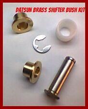 Datsun Skyline A10 BlueBird 260Z 280Z 720 SOLID BRASS Gear Shifter Bush Pin Kit