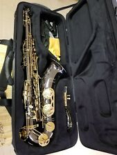 Selmer Soloist Tenor Saxaphone Black & Gold Finish with Carry Case and Accy's
