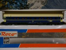 """Roco H0 44841  TEN - Schlafwagen 4-achsig  der DB  """"Trans-Euro-Nacht""""   neuw. 81"""