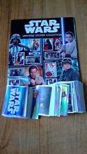 Star Wars Universe Complete 320 Sticker Album TOPPS 2015