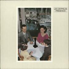 Led Zeppelin Presence - 80s - EX vinyl LP album record German SSK59402