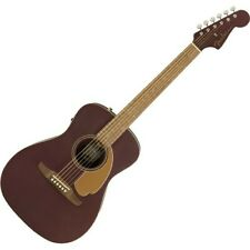Fender Malibu Player Burgundy Satin WN Westerngitarre | Neu