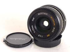 Film Fixed/Prime Manual Focus Camera Lenses for Canon