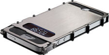 CRKT iNoxCase Stainless - 360 Lid INOX5SX For iPhone 5. Stainless steel casing a