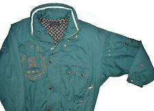 Bogner Retro Vintage Ski Jacket Mens 44 - XL Green Winter - 80s 90s & the Future