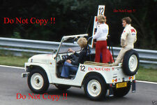 Gilles Villeneuve Ferrari F1 Portrait Dutch Grand Prix 1979 Photograph
