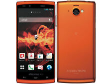 SHARP SH-07E AQUOS PHONE SI MINI COMPACT ANDROID SMARTPHONE UNLOCKED NEW ORANGE