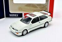 Coche Auto Escala 1:43 diecast NOREV Ford Sierra Rs Cosworth miniaturas Nuevo
