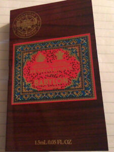 Penhaligon's Babylon Eau De Parfum Carded Sample 1.5 Ml