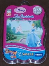 "VTECH V.SMILE ""La Cenicienta"" **SPANISH Version** New"