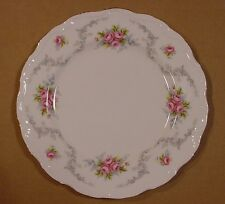 """Royal Albert Tranquility 8"""" Lunch or Salad Plate Made in England"""