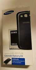 Batería 3000 Mha con Tapa Trasera para Samsung Galaxy S3, EB-K1G6UBUGSTD