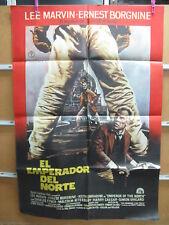 A4450 El emperador del norte Lee Marvin,  Ernest Borgnine,  Keith Carradine,  Ch