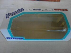 BBURAGO BURAGO PUNTO 1/43 SCATOLA MARCHIATA TOPOLINO PROMOZIONALE ONLY BOX