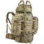 Wisport Raccoon 65L Backpack MOLLE High-quality Hunting Hiking MultiCam Camo