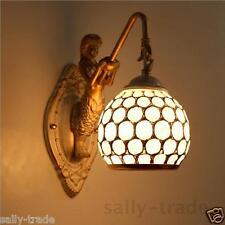 Modern Country Wall Sconce Bedroom Glass Lamp Lighting Hallway Fixture Lights